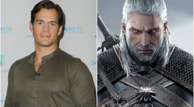 """Henry Cavill dará vida a Geralt De Rivia en """"The Witcher"""""""