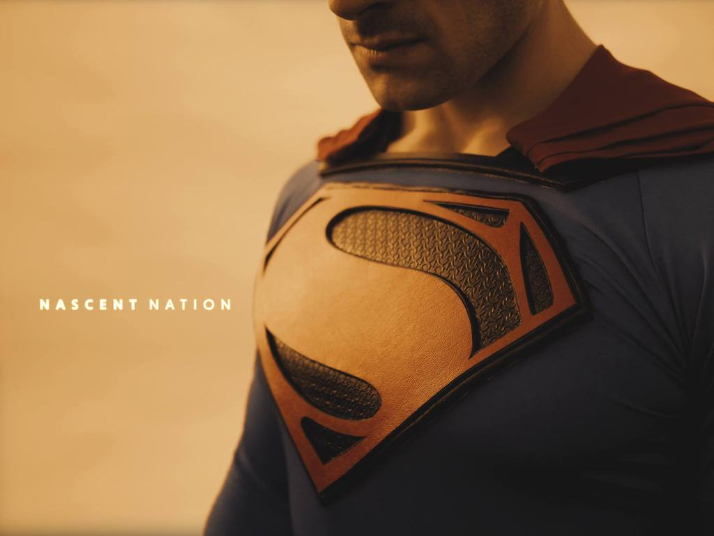 nascentnation - Fan Film de Superman 'Nascent Nation'