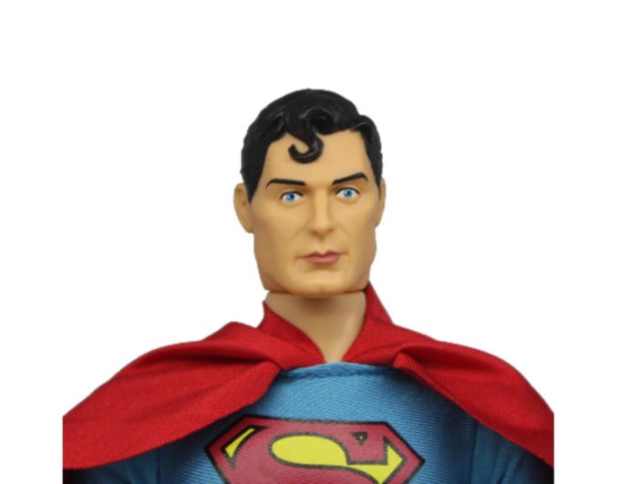 Mego 14 inch Superman and General Zod Figures1 1 - Figuras de Superman y Zod de Mego