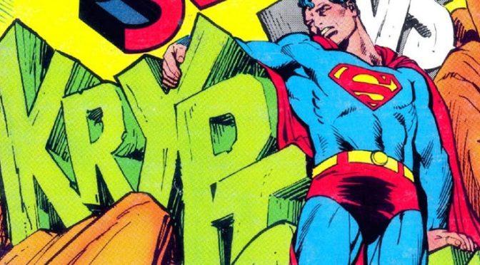 ¿El traje de Superman se ve afectado por la kryptonita?