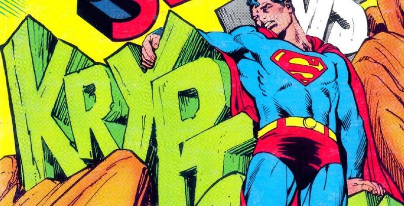kryptonite superman costume display - ¿El traje de Superman se ve afectado por la kryptonita?