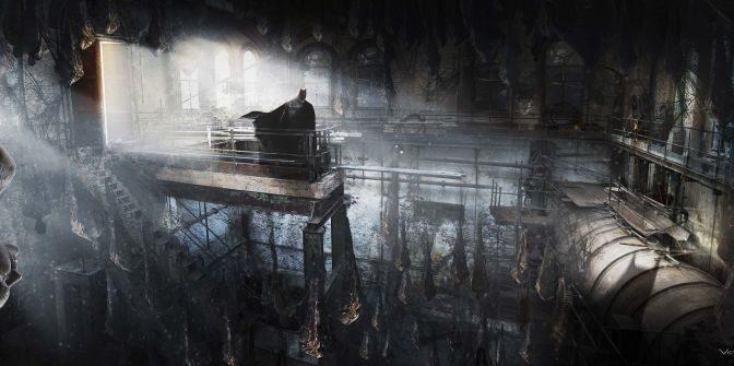 """Zack Snyder revela que la escena de Batman/parademonio fue """"considerada demasiado aterradora"""""""