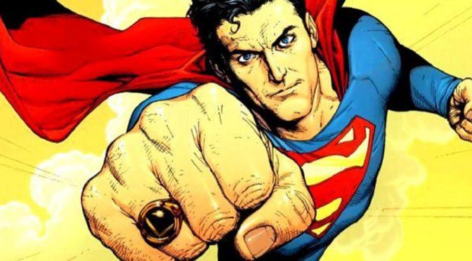 El Superman de Bendis va a establecer una parte importante de la Legión de Superhéroes
