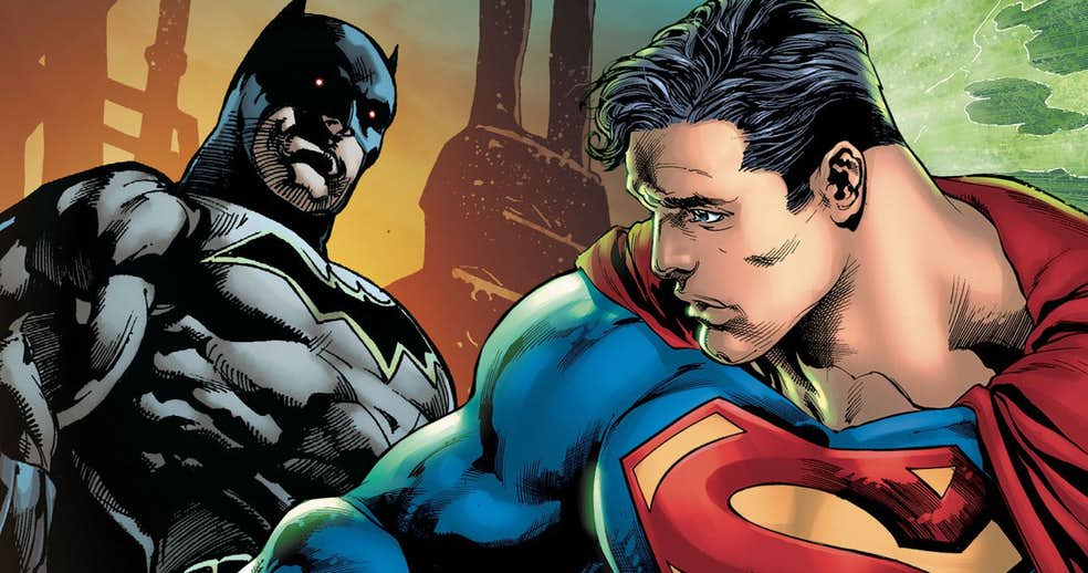 superman batman header - La historia de las peleas de Superman y Batman en los cómics