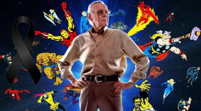 El mundo del cómic está de luto: Ha fallecido Stan Lee