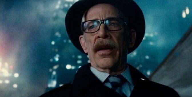 J.K. Simmons, de la 'Liga de la Justicia', es optimista sobre interpretar de nuevo al Comisario Gordon