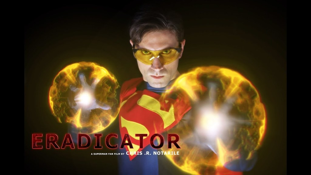 "D98639A6 6266 44E0 878F 7CC2C8E4625F - ""Eradicator"" un fan film de Superman"