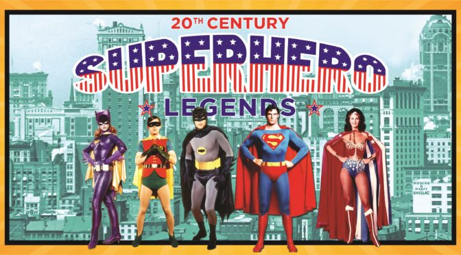 "La exposición ""20th Century Superhero Legends"" se inaugura en el Museo de Hollywood"