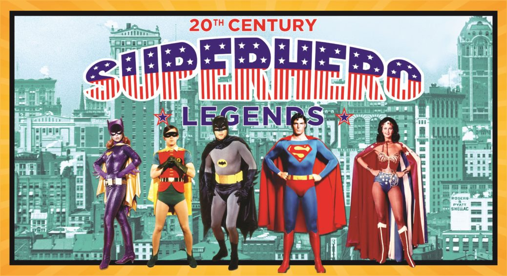 "Exposición Superhéroes DC 2 - La exposición ""20th Century Superhero Legends"" se inaugura en el Museo de Hollywood"
