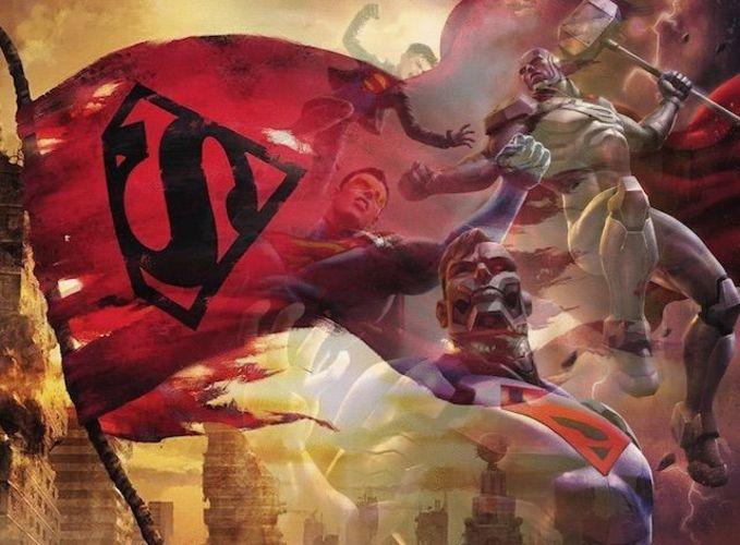 La Muerte de Superman El Reinado de los Superhombres - Lanzado un doble tráiler para 'La Muerte de Superman' y 'El Reinado de los Superhombres'