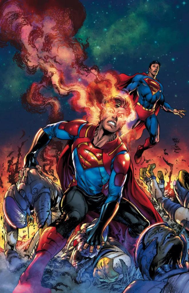 Superboy - Primera imagen del nuevo aspecto de Jon Kent