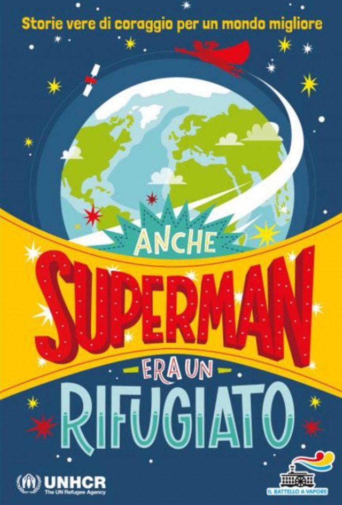 """Superman también fue un refugiado - Nuevo libro """"Superman también fue un refugiado"""""""