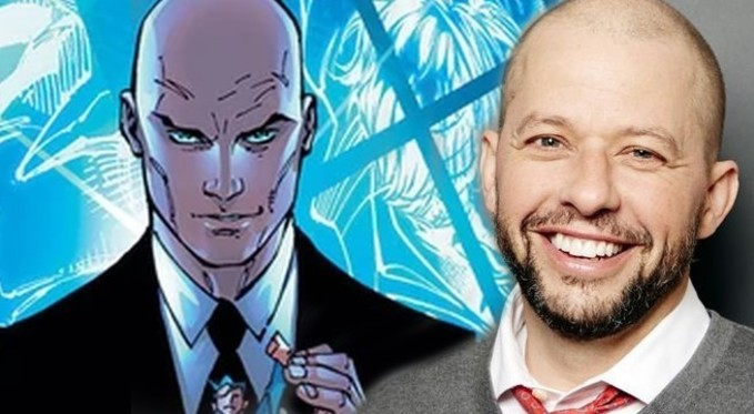 Jon Cryer Lex Luthor