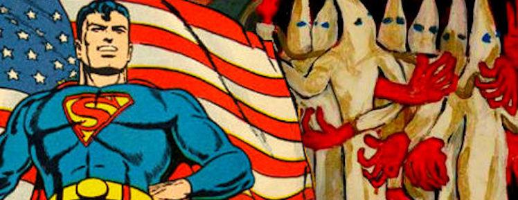 ku klux klan kkk superman racismo milenio noticias MILIMA20170814 0282 1 - Adi Shankar se une a la película'Superman vs. Ku Klux Klan' como productor