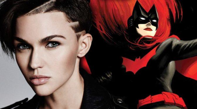 Nueva foto de Batwoman en el crossover del Arrowverse