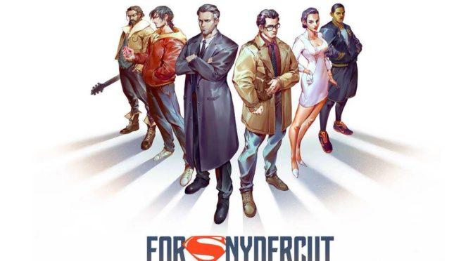 Jason Momoa también está obsesionado con el corte de Snyder de la 'Liga de la Justicia'