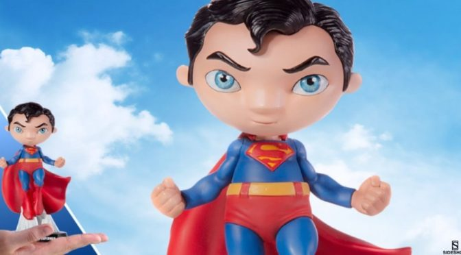 Figura Superman Mini Co. de Iron Studios