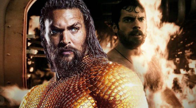 'Aquaman' tiene un Huevo de Pascua de 'El Hombre de Acero'