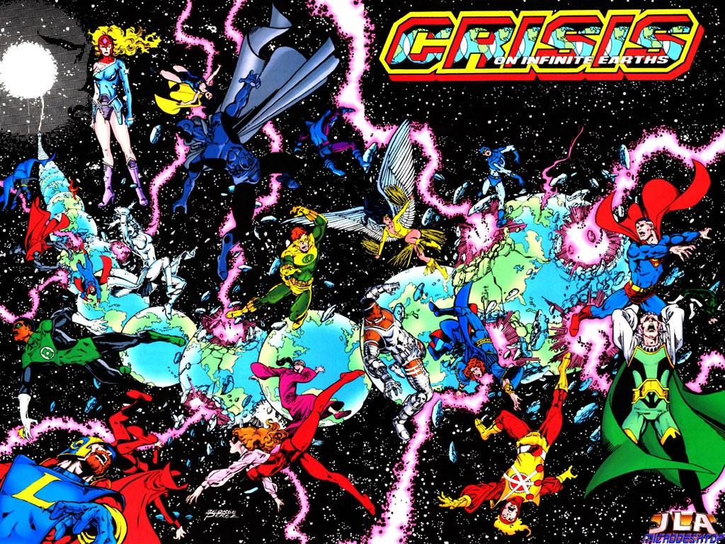 """Crisis on Infinite Earths dc comics 251197 1024 768 - El crossover definitivo: El """"Arrowverso"""" anuncia su Crisis en tierras infinitas para 2019"""