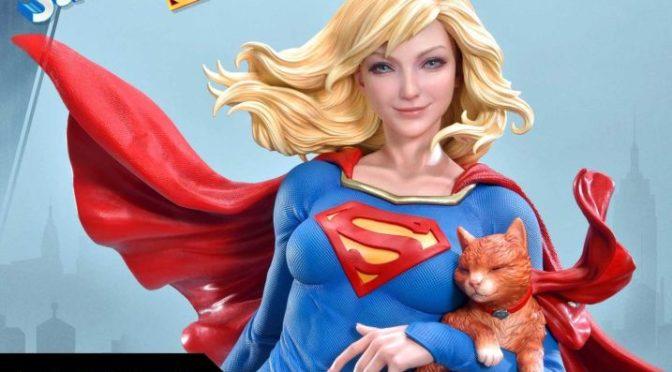 Figura de Supergirl de Prime 1 Studio