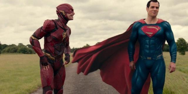 "Las películas de Superman y Flash pierden ""impulso"" en Warner Bros."