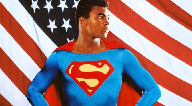Muhammad Ali casi fue el primer Superman del cine
