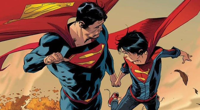 Brian Michael Bendis habla sobre el envejecimiento de Jon Kent/Superboy