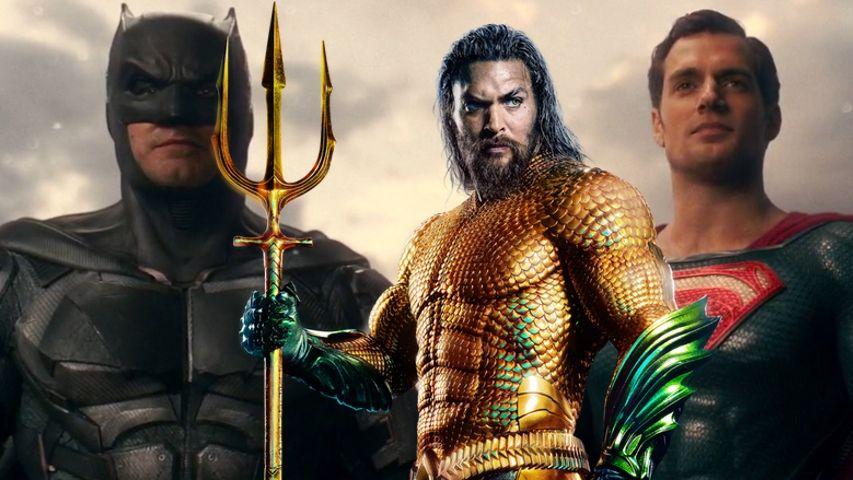 Aquaman JL featured - Warner Bros. está mucho menos enfocado en un Universo Compartido después del éxito de 'Aquaman'