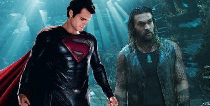 Henry Cavill elogia la película 'Aquaman' de Jason Momoa
