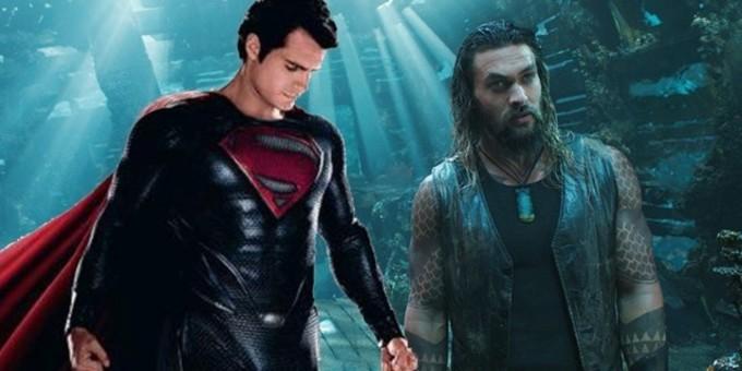Henry Cavill Jason Momoa - Henry Cavill elogia la película 'Aquaman' de Jason Momoa