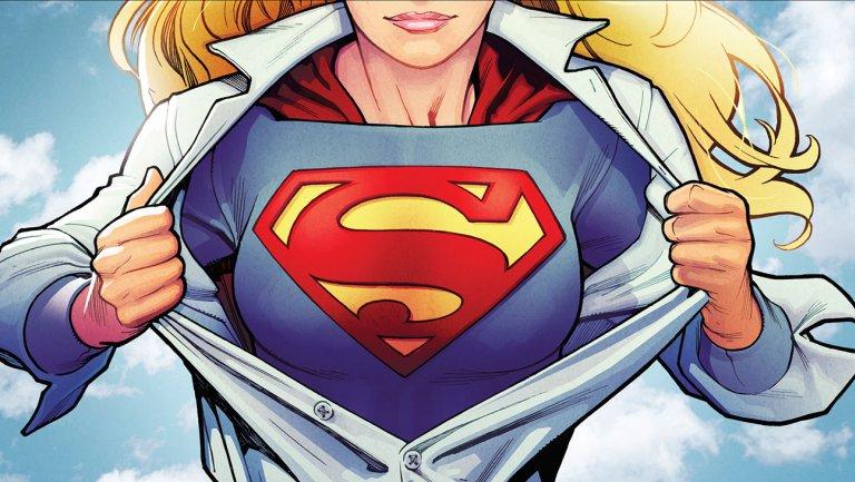 Supergirl comic - Se dice que la película de Supergirl empezará su producción a principios de 2020