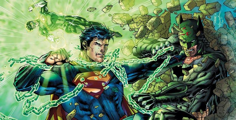 Superman lucha contra Batman - Veinte armas DC que podrían herir o matar a Superman