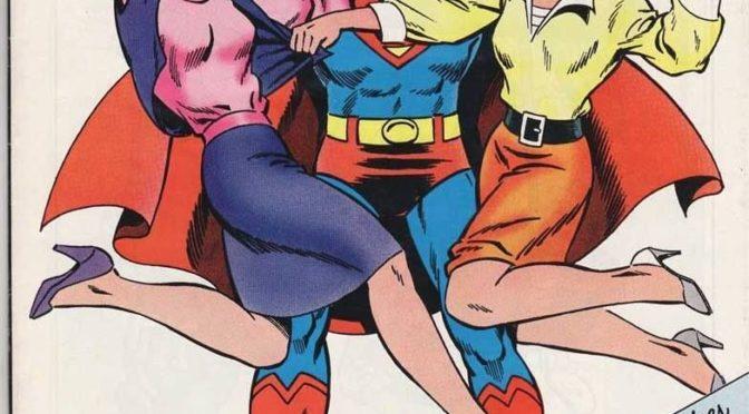 Aquella vez en que Lana Lang y Ma Kent hablaron mal de Lois Lane