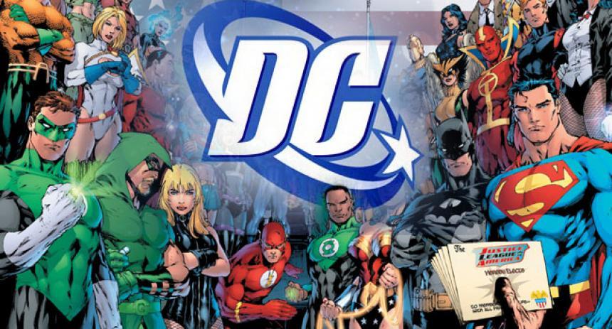 "dc comics - Documental completo online ""Secret Origin: The Story of DC Comics"""