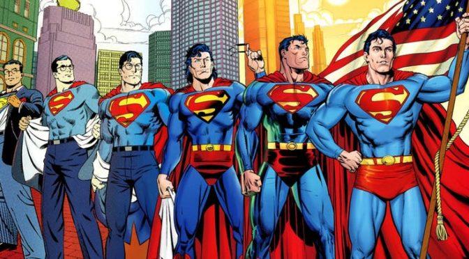 ¿Cuándo consiguió Superman sus apodos más famosos?