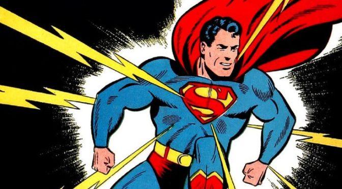 ¿Cuándo el traje de Superman se convirtió en 'Super' por sí mismo?