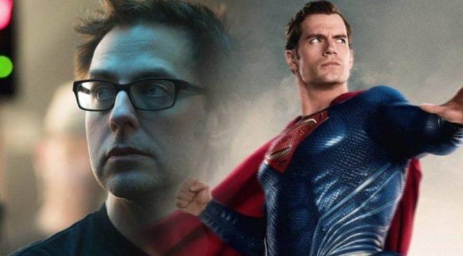 Warner Bros. ofreció a James Gunn la dirección de una nueva película de Superman