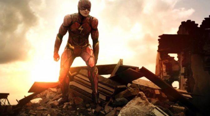 "Imagen inédita de Flash en ""Justice League"""