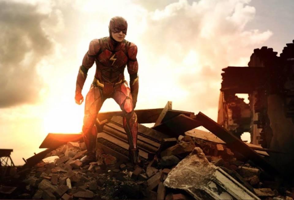 "51713671 2275365852488075 8309912074444603392 n - Imagen inédita de Flash en ""Justice League"""