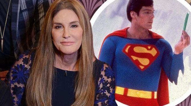Caitlyn Jenner revela que hizo pruebas de pantalla para el papel de Superman