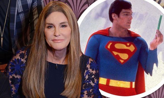 Caitlyn Jenner Superman - Caitlyn Jenner revela que hizo pruebas de pantalla para el papel de Superman