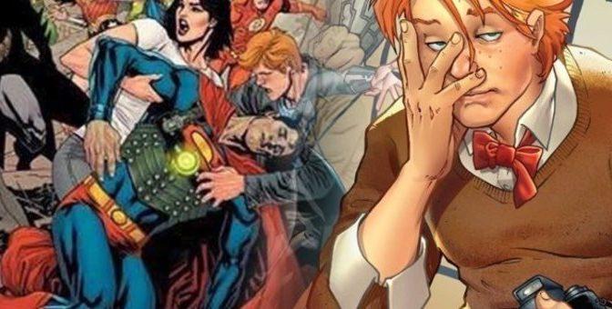 DC anuncia una serie de Jimmy Olsen y Lois Lane