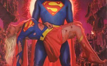 53452041 2267444186807304 3066830155147116544 n 348x215 - Espectacular ilustración de Superman y Supergirl realizada por Alex Ross