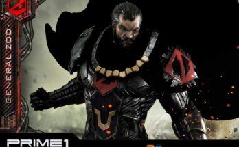 Figura General Zod 348x215 - Prime 1 Studio anuncia la figura del General Zod de Museum Masterline