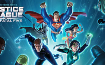 Justice League vs. The Fatal Five 348x215 - Clip de 'Justice League vs. The Fatal Five'