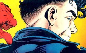 Superboy Kon El 002 348x215 - El actor de Superboy Joshua Orpin rinde homenaje a la emblemática portada de un cómic