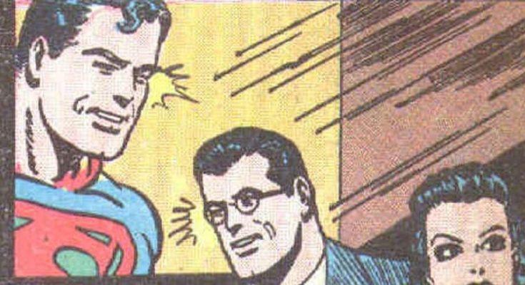 superman cartoon 735x400 - Superman ayuda a promocionar las películas de animación de Superman en los cómics