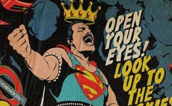 Sin título 348x215 - Freddie Mercury como Superman y otros héroes de los cómics