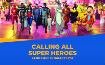 warner bros world abu dhabi casting call 348x215 - Warner Bros. World Abu Dhabi contratará actores para representar a personajes de DC Comics