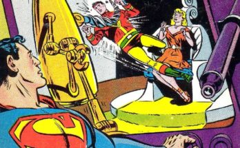 Herencia kryptoniana de Superman 348x215 - Cuando Superman descubrió su herencia kriptoniana en la Edad de Plata